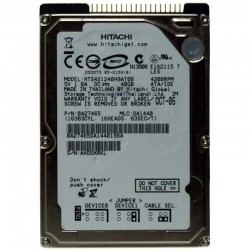 "Hitachi 2.5"" 40GB IDE Refurbished"