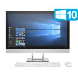 "HP Pavilion 27-r074ns Intel i7-7700T/16GB/1TB-128SSD/R530-2GB/27"""