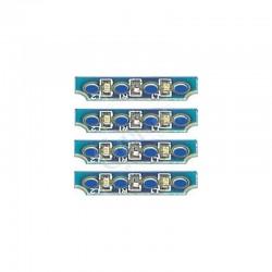 Akasa AK-180-BL Power Eyes LED Azul