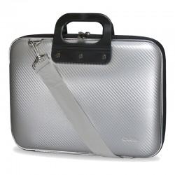 """E-Vitta EVA Carbon Laptop Bag 15.6"""" Plata"""