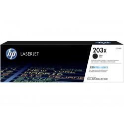 HP CF540X Nº203X Negro