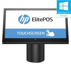 "HP ElitePOS G1 Modelo 141 Intel 3965U/4GB/128SSD/14"" Táctil"