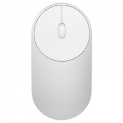 Xiaomi Mi Portable Mouse Plata