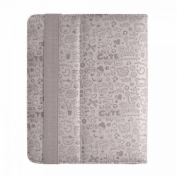 "Woxter Funda Fashion Cover 80 8"" Gris"