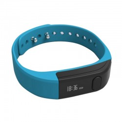 Leotec Pulsera Fitness Smart Azul