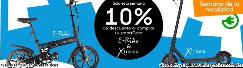 Semana de la Movilidad SmartGyro